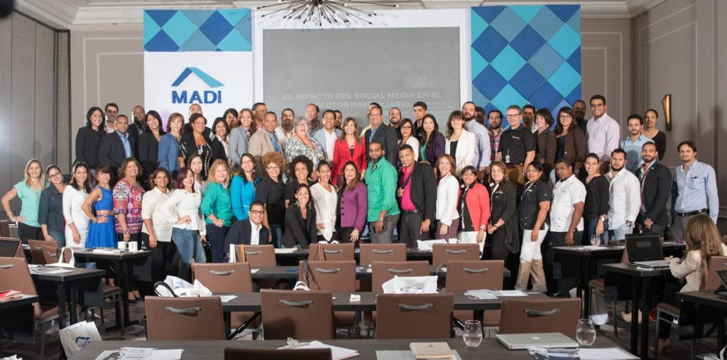 Asistentes al Congreso de Marketing Digital Inmobiliario MADI 2016