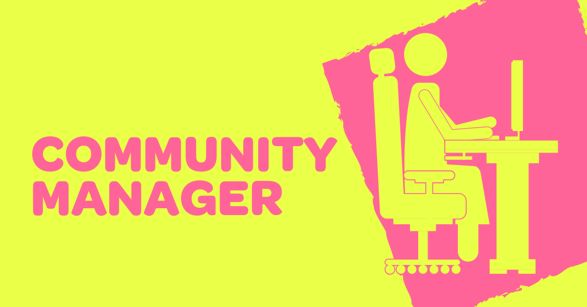 Community Manager   Community Manager